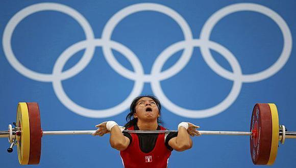 NO ALCANZÓ. Silvana Saldarriaga puso ganas, pero quedó lejos de las preseas. (Reuters)