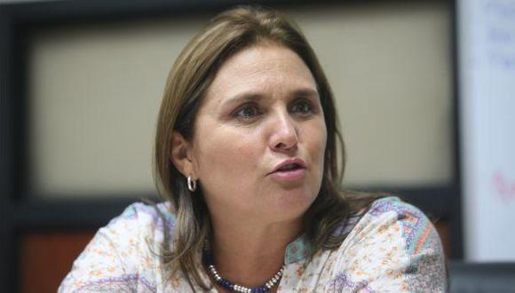 """Marisol Pérez Tello lamentó que el Parlamento pierda el tiempo """"en debates estériles"""" en lugar de concentrarse en la reforma. (Foto: Archivo El Comercio)"""