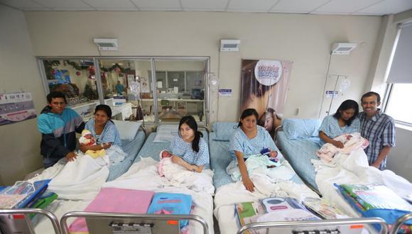 Recomiendan ampliar licencia de maternidad a 24 semanas en nuestro país. (Violeta Ayasta)