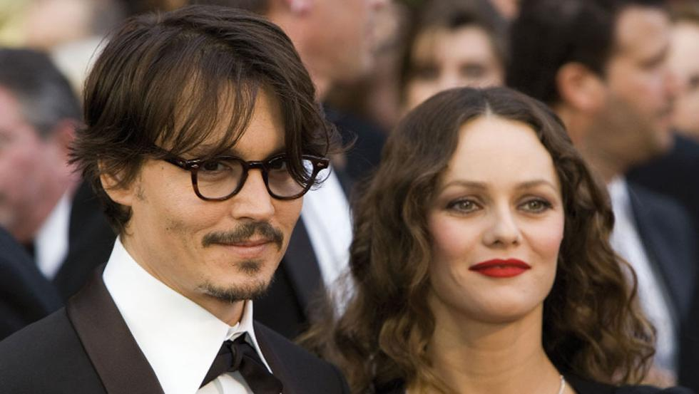 Los actores Johnny Depp y Vanessa Paradis estarían preocupados por la enfermedad de su hijo, Jack. (Créditos: USI)