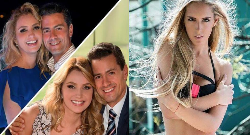 Tras su divorcio de Angélica Rivera, expresidente Enrique Peña Nieto y Tania Ruiz reaparece juntos otra vez. (Instagram)