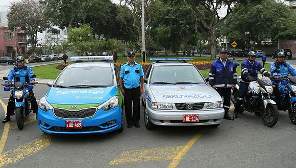 Lima: 5 distritos ampliaron convenio para patrullaje integrado. (Difusión)