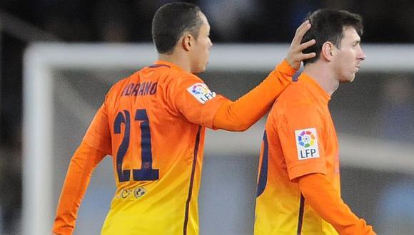 Chau invicto. Barcelona venía de 19 victorias y un empate. (AP)