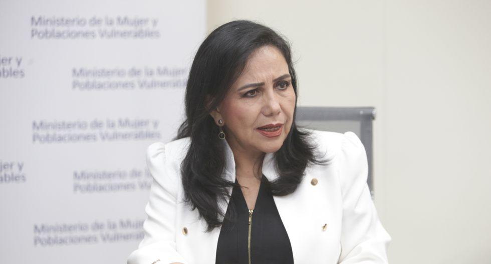 Image result for MINISTRA DE LA MUJER PERU21