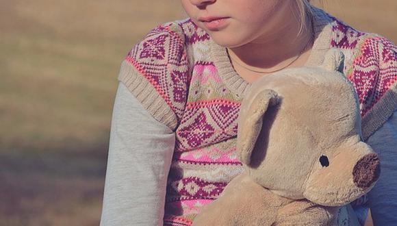 """El juez Moreira Fernandes destaca que, durante una consulta de la Asistencia Social con la niña, al ser citado el embarazo, la pequeña se """"agarra a un oso de peluche"""", """"entra en profundo sufrimiento, grita, llora"""" y """"apenas reafirma no querer"""" seguir con la gestación. (Foto referencial: Pixabay)"""