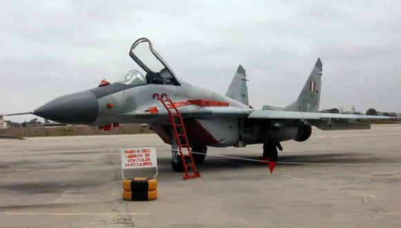CAUSA REVUELO. Parlamentarios no quieren que la misma empresa modernice las otras 11 aeronaves. (USI)