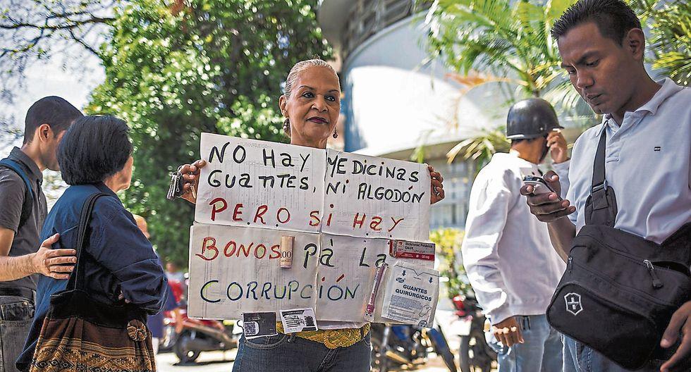 Encuesta realizada por el Congreso y una ONG muestra la situación de los hospitales del país. (USI)
