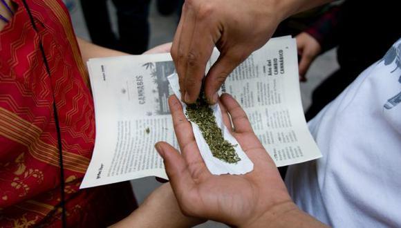 Ahora es más fácil adquirir marihuana, según Cedro. (USI)