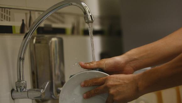 El agua es fundamental para vivir, dijo el premier. (Mario Zapata)