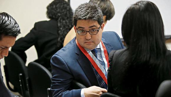 Postura. Ramírez recomendó que jueza Álvarez se pronuncie. (MARIO ZAPATA)