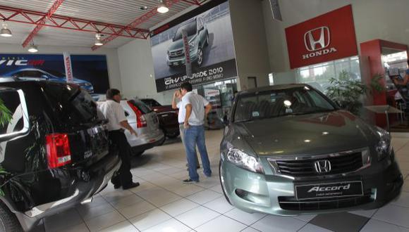 RACHA DE COMPRAS. Este año se venderían alrededor de 180 mil autos nuevos. (USI)