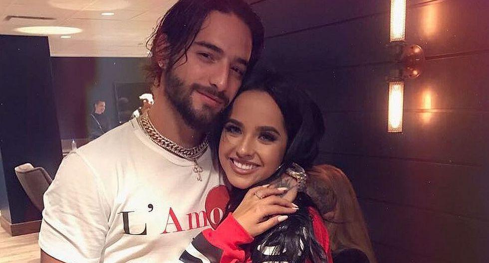 Becky G comparte adelanto de su nueva colaboración con Maluma (Foto: Instagram)