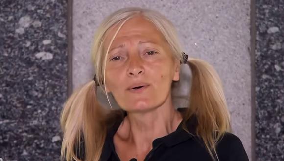 Emily Zamourka fue descubierta cantando en el metro de Los Ángeles. (Captura de vídeo)