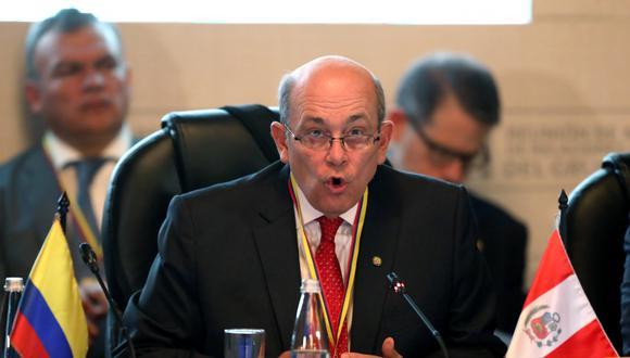 Hugo de Zela Martínez pasará a la situación de retiro desde agosto, por cumplir 70 años. (Foto: Reuters)