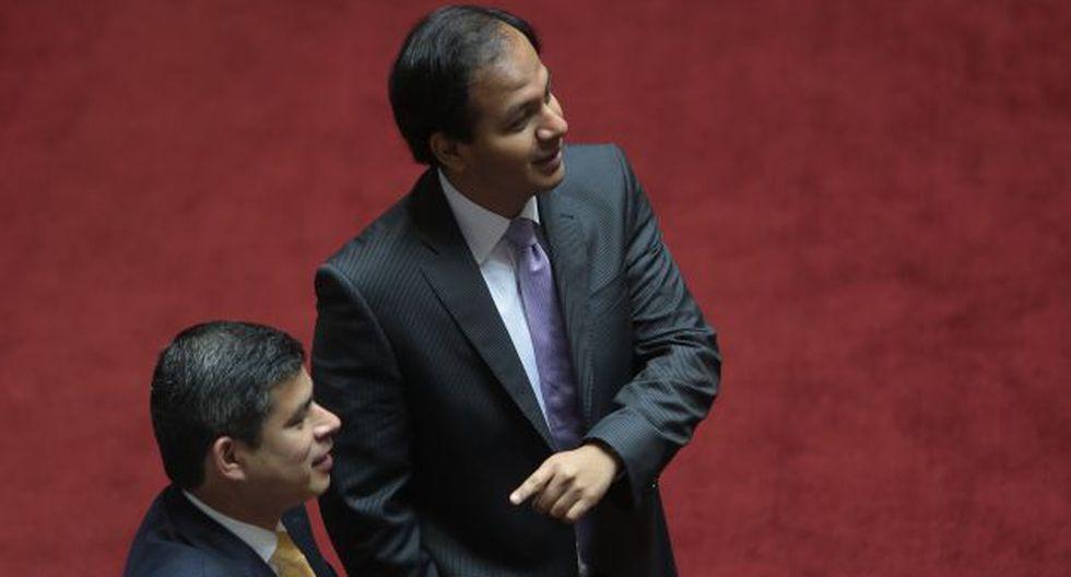 Juan Díaz Dios dijo que Luis Galarreta debe asumir la presidencia de la comisión López Meneses. (Perú21)