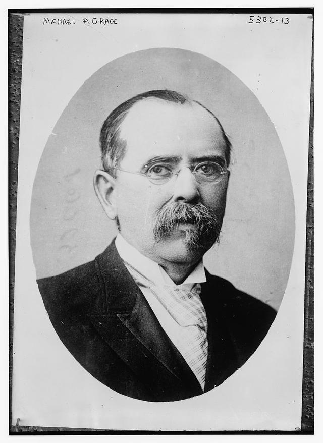 Michael P. Grace, el empresario que articuló los intereses de los tenedores de bonos. (ARCHIVO COURRET / GEORGE GRANTHAM BAIN-LOC)