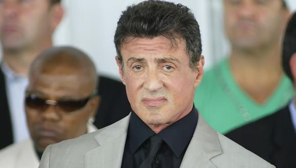 Sylvester Stallone ya no causa impacto. (AFP)