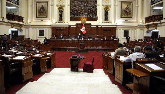 El Pleno del Congreso debatirá el dictamen de paridad y alternancia aprobado en la Comisión de Constitución. (Foto: GEC)