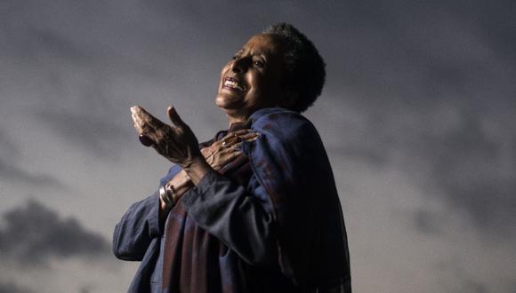 """Susana Baca triunfó en los Latin Grammy 2020 como Mejor álbum folclórico por """"A capella"""". (Foto: GEC)"""