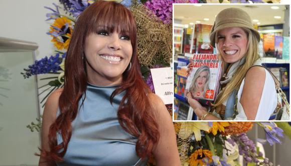 Magaly Medina arremetió contra la 'ex' de Mario Hart.. (USI/Terra Perú)