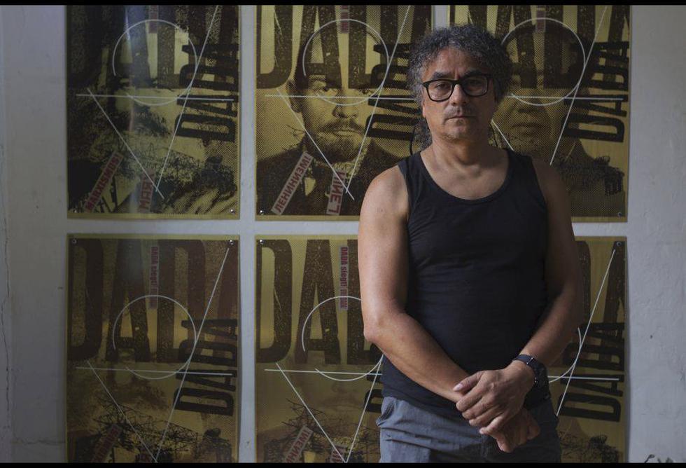 Alfredo Márquez y 35 años de producción creativa.