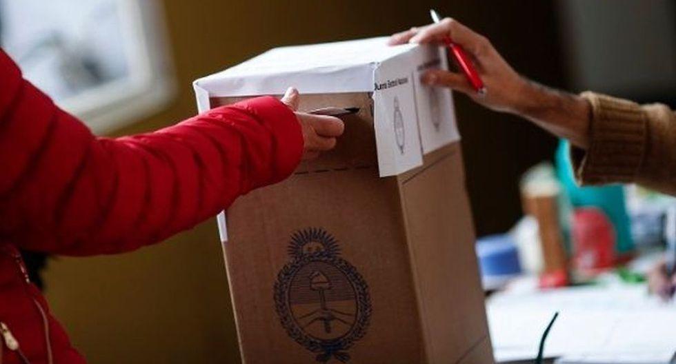 Todas las restricciones rigen hasta tres horas después de cerrados los centros de votación a las 18:00 hora local del domingo. (Foto: EFE)