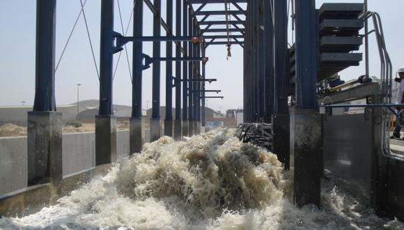 ¡POR FIN! Desagües de 27 distritos serán tratados antes de ser vertidos al mar por emisor submarino. (César Martínez)