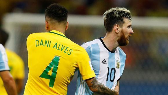Brasil es favorita ante la Argentina de Lionel Messi, según las casas de apuestas. (Foto: EFE)