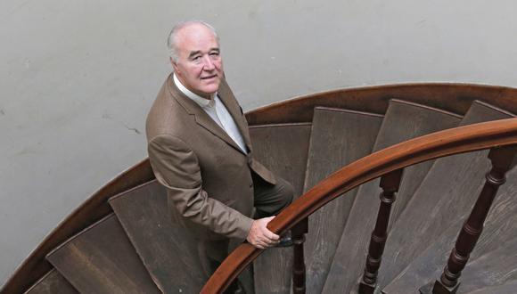 Víctor Andrés García Belaunde. Miembro de la comisión Lava Jato. (Perú21)