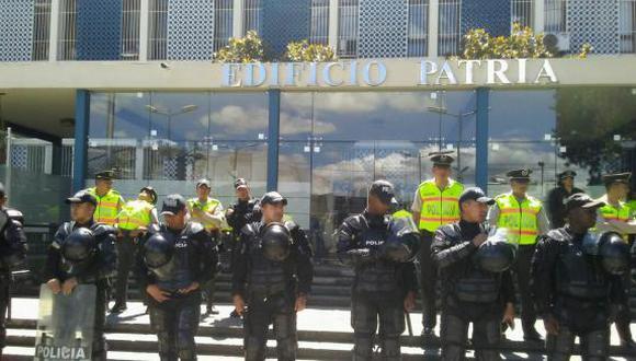 El Ministerio Público rechazó las amenazas contra la fiscal Diana Salazar, a cargo de las investigaciones del caso Odebrecht y Fifa-Gate (Agencia Andes).
