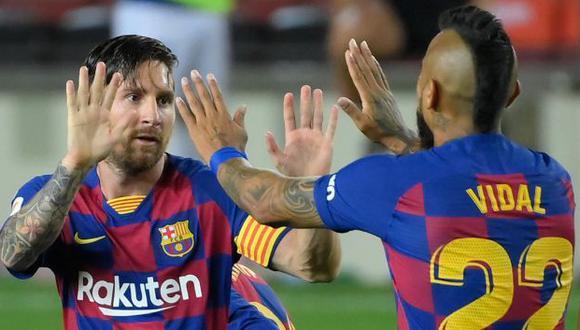 Barcelona vs. Alavés: chocan por la jornada 38 de LaLiga de España. (Foto: AFP)