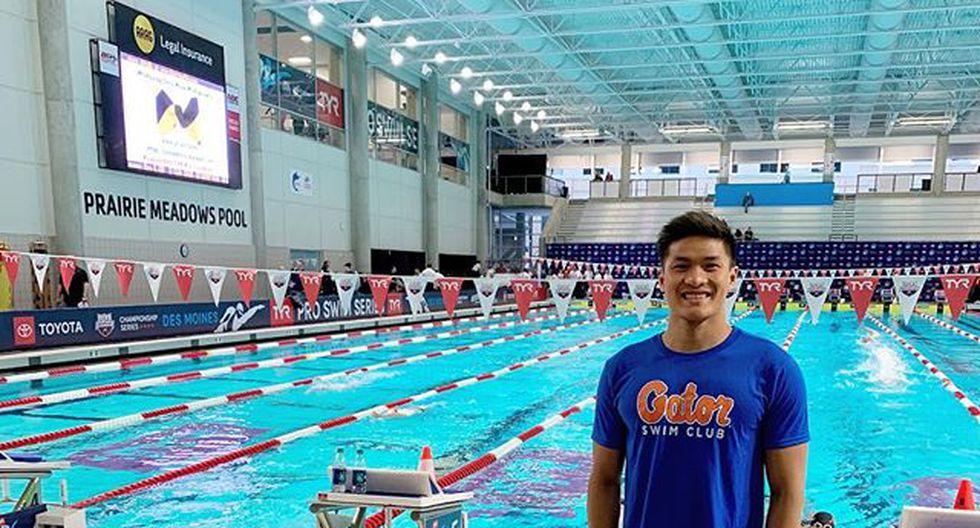 To, quien fue miembro del equipo australiano antes de pasar a formar parte de la selección de Hong Kong —su país natal— estaba en una concentración de tres meses en la Universidad de Florida. (Instagram: @kennethkhto)