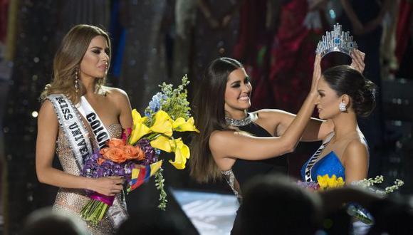 Ariadna Gutierrez, Miss Colombia, no hará película porno. (AFP)