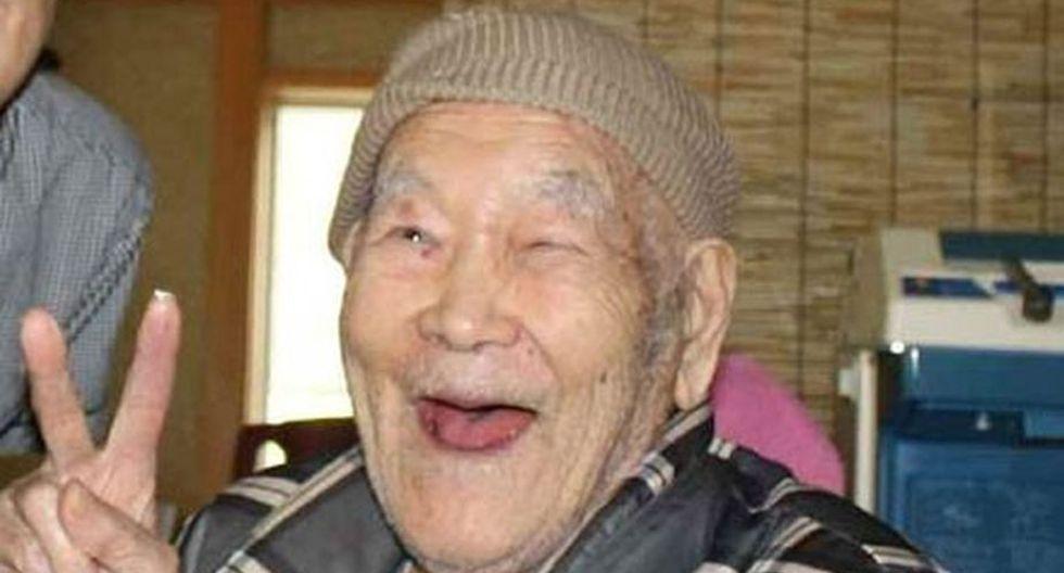 Nabi Tajima, 116 años, Japón (Listabuzz)