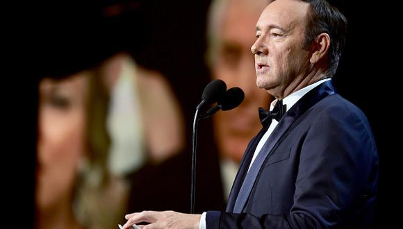 Kevin Spacey ganó el Oscar a Mejor Actor por su papel en 'American Beauty'. (Getty Images)