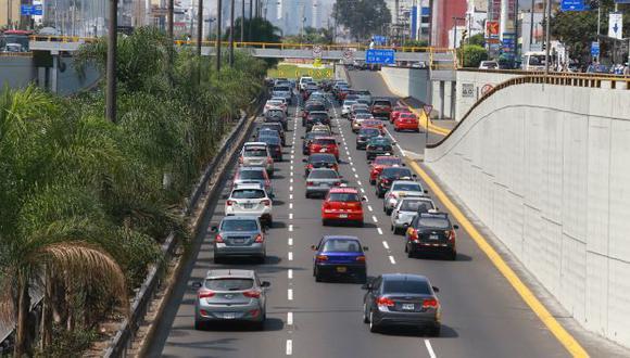 Nadie podrá ejecutar obras en la avenida Javier Prado (USI)