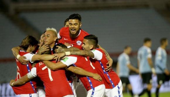 Alexis Sánchez anotó empate transitorio para Chile ante Uruguay
