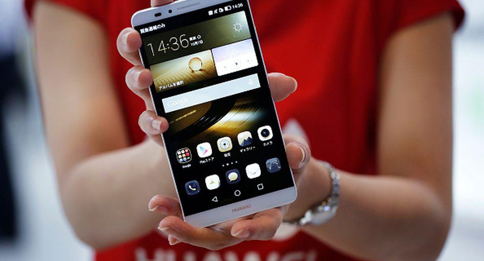 La empresa Huawei habría sobrepasado en ventas de celulares a la empresa Apple a nivel mundial, según análisis realizados por Counterpoint Research. (Getty)