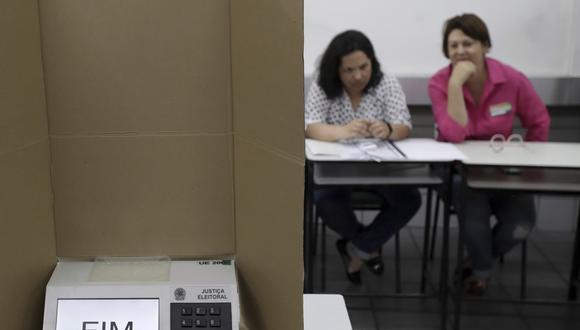 Autoridades lamentó la muerte de los jurados de votación y se solidarizó con sus familias. | Foto: AP