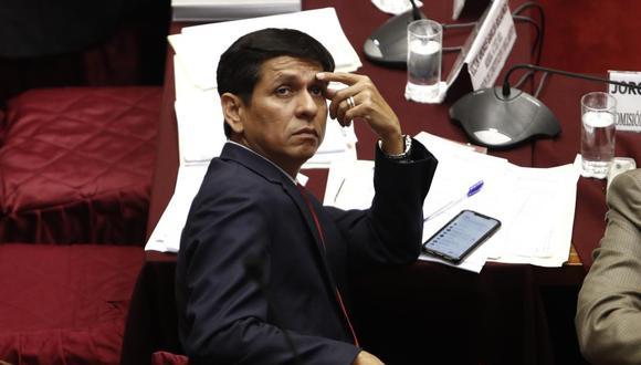 Jorge Meléndez renunció al Midis por audios que lo involucran con una red criminal. (Foto: GEC)