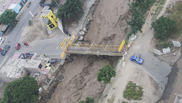 Se requiere de muchas semanas de lluvias para que los caudales de los ríos empiecen a mostrar incrementos importantes, señala el columnista. (Foto: GEC / Lino Chipana)