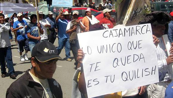 Preparan movilizaciones al interior del país contra toda actividad minera. (Perú21)