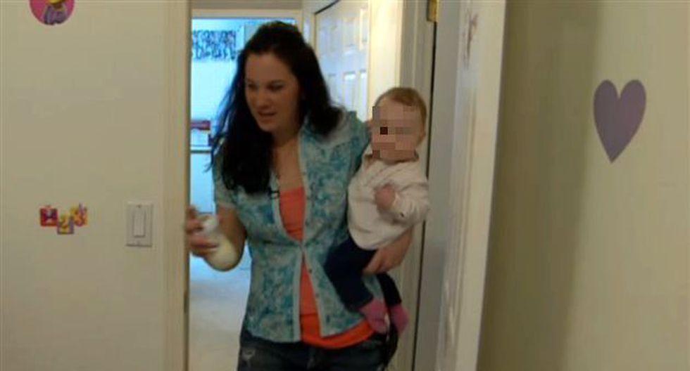 El parto le costó US$1 millón a Jennifer Huculak-Kimmel. (Cortesía: CBC)
