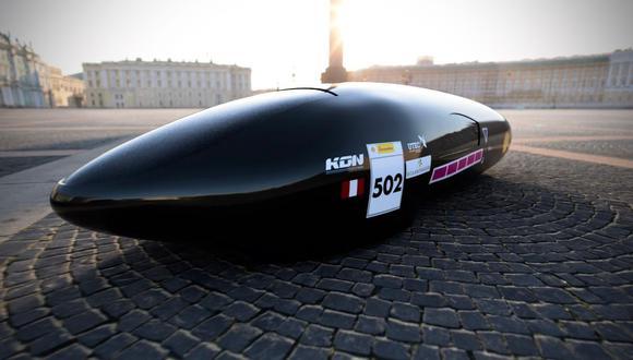 El equipo KON Team, como se hacen llamar los alumnos de la UTEC, busca promover vehículos de bajo consumo energético e innovadores (Foto: KON Team)