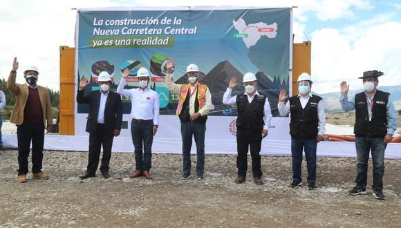 La nueva Carretera Central unirá Lima y Junín, tendrá una extensión de 136 km y demandará una inversión mayor a 11 mil millones de soles. (Foto: Difusión)