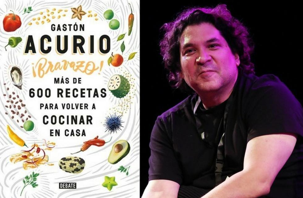 Libro del reconocido chef peruano, Gastón Acurio. (Efe)