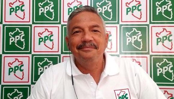 Alberto Beingolea postuló a la Presidencia en las elecciones generales por el PPC. (Foto: Archivo GEC)