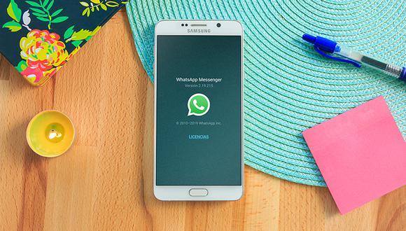 ¿Quieres mandar un mensaje de WhatsApp, pero no quieres coger el smartphone? Estos son los pasos que debes seguir. (Foto: WhatsApp)