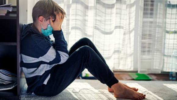 Las niñas y niños pueden responder a situaciones de estrés de diversas formas y más aún ahora en tiempos de pandemia donde deben pasar mucho tiempo en casa.