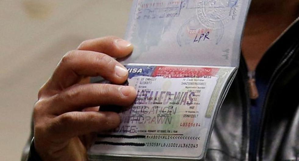 Donald Trump congela emisión de nuevos visados para algunas profesiones hasta 2021. (Foto: Reuters)